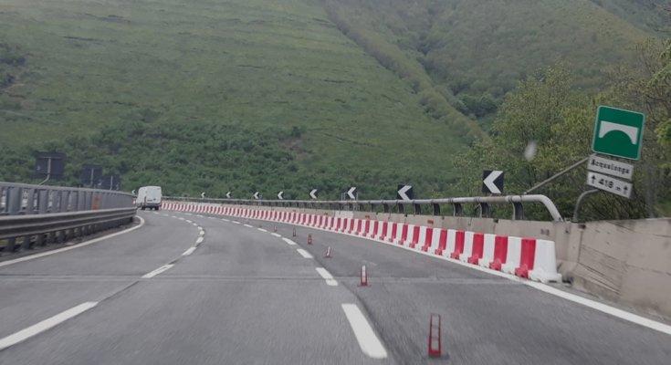 Autostrada A16, dissequestrate barriere su nove viadotti: c'è anche Acqualonga