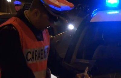 Irpinia, provoca incidente stradale: 70enne era ubriaca, denuncia e patente ritirata